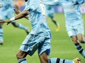 Ligue (saison 2009/2010) matchs retard Marseille Bordeaux pleure