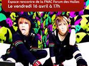 Exclusif groupe LM.C dédicaces Paris