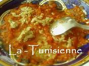 Felfel mssayer Salade tunisienne poivrons grillés
