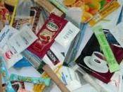 Français emballages produits alimentaires
