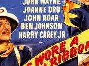 WORE YELLOW RIBBON charge héroïque) (John Ford 1949)