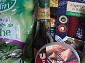 mange quoi demain?La salade mâche magrets canard