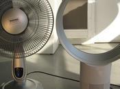 ventilateur sans pales
