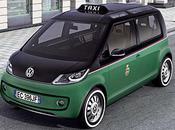 Prototype taxi électrique Volkswagen Milano Taxi