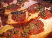 Salmon vino Malaga Saumon