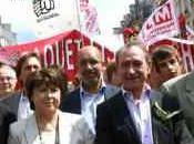 marche avec socialistes