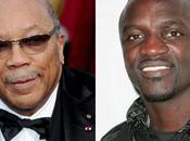 Akon Quincy Jones déchirent avec Strawberry Letter