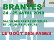 GOÛT PAGES Brantes