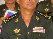 Échanges coups entre soldats cambodgiens thaïlandais frontière