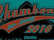 route pour rassemblement Jeep Chambon-sur-Lac
