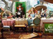 Alice pays Merveilles, version Burton