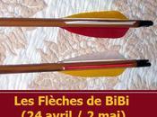 Flèches curare BiBi avril-2 mai)