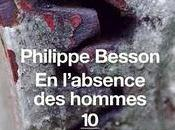 "l'absence hommes"" Philippe Besson"