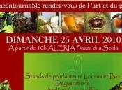 6ème édition d'Art'è Gustu aujourd'hui Aléria.