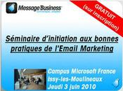 Campus Microsoft France Issy-les-Moulineaux jeudi juin 2010.