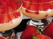 Coupelles fraises