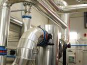 Inauguration première réalisation biomasse financée fonds chaleur