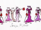 Sonia Rykiel dessine...