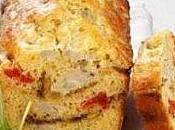 Cake pesto-artichauts
