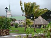 Tahiti, heureusement qu'il jardins