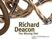RICHARD DEACON Missing Part Prochaine exposition Musée d'art contemporain Strasbourg juin septembre