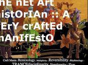 Historian Very Crafted Manifesto