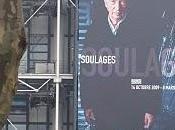 Soulages Beaubourg regarder autrement.