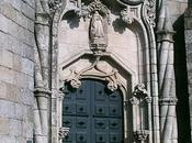 Cathédrale Guarda Portugal porte principale