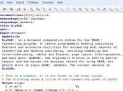 Google lance LaTex