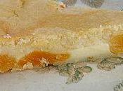 Gâteau-clafoutis l'abricot l'amande