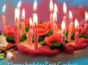 Happy birthday mister Petit Cochon!