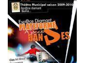 ''Plateforme Danses'' week-en l'Espace Diamant d'Ajaccio programme d'aujourd'hui