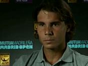 Vidéo Interview Rafael Nadal (09/05/2010)
