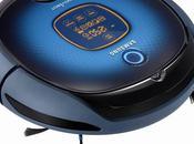 Test aspirateur autonome Samsung Navibot SR8855