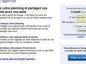 Google Agenda, Giver disponibilités ligne