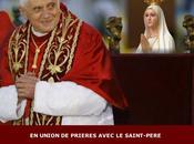 Pape Benoît Fatima