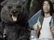 Battle entre homme ours [vidéo]