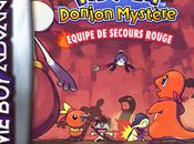 Pokémon Donjon Mystère Equipe Secours Rouge