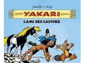 Yakari, l'ami castors