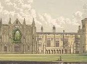 dame blanche l'Abbaye Newstead Angleterre