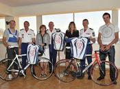 FIGHT AIDS MONACO: Carabiniers cyclistes porteront logo l'association Princesse Stéphanie