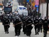 Toronto quoi feront face manifestants?