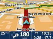 GPS, tendance suivre pour arriver destination