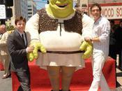 Shrek grands boulevrads Hollywoodiens!!!