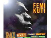 "Première série remixes l'album ""Day Day"" Femi Kuti"