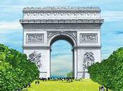 Champs-Elysées mettent vert pour Week-End