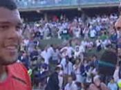 Vidéo Roland Garros Interview Jo-Wilfried Tsonga (23/05/2010)