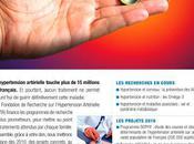 Fondation Recherche l'Hypertension Artérielle retient Staminic pour communication