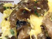 Omelette champignons fines herbes