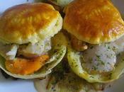 Mini-Hamburger Saint Jacques